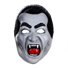 Vampire mask full face latex scary mask for canival