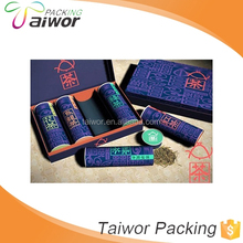 Convenient Custom Full Color Printing Custom Shop Popular Paper Tea Box From China