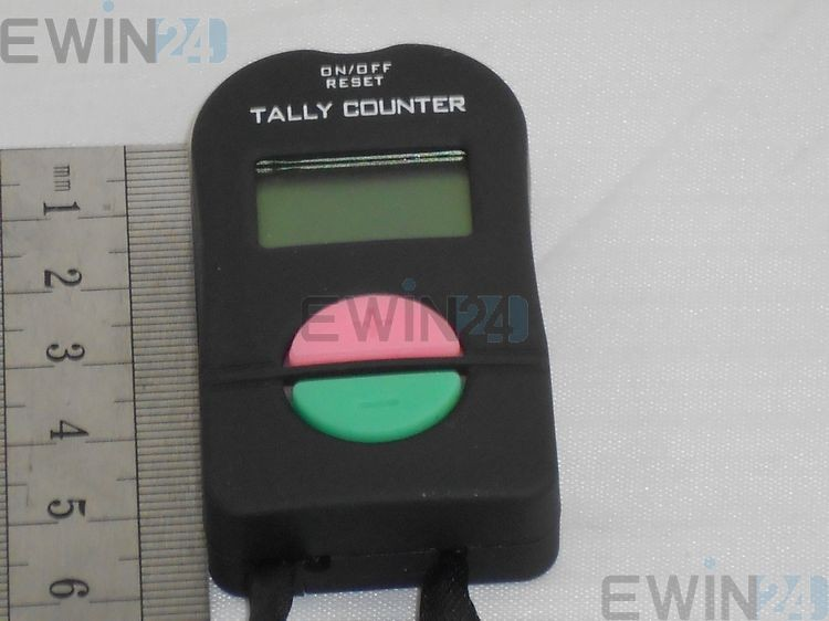 Digital Hand Tally Counter Electronic Manual Clicker ADDSUBTRACT MODEL For Golf Sports Muslim (8)