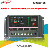 China suppier high efficiency 15A solar power generator with CE for street light system