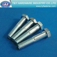 High Temperature Hexagon Head Bolts Importers Of Nuts