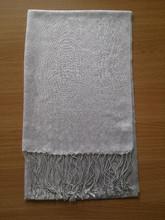 50% silk 50% wool OEM silk fashion handkerchief for girls