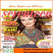 250gsm Artpaper Stapled Fashion Inches Magazine Online