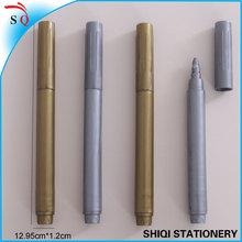 wedding and celebration gold or silver marker pen