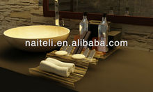 Backlit Bathroom Amenity Tray Square Serving Acrylic Tray Wholesale