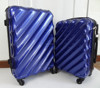3PC CELEBRITY POLYCARBONATE/ABS LUGGAGE SET Blue Luggage Set NEW Alibaba.com