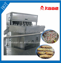 Stainless steel Apple slicing and peeling machine