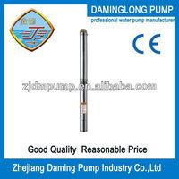 """3"""" 75QJD233-1.1KW ac motor pump"""