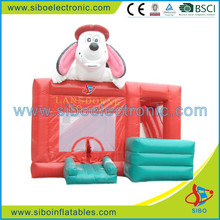 2015 GMIF6205 Popular Lovely Toys puppy bouncer inflatable