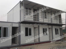 China Low Price Steel Structure Building/ Steel House/Prefabricated container