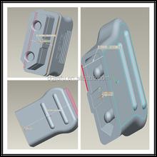 injection plastic parts mould plastic products big current terminal plug