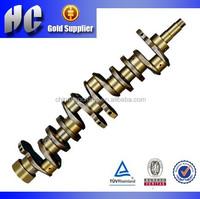 For Isuzu 6BG1 engine part crankshaft