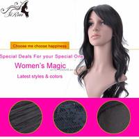 2015 New design hiar produtcs, kanekalon synthetic hair wigs rosa hair products