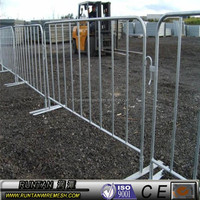 Crowd control fence/pedestrian barriers/concert crowd control barrier ( Manufacture Since 1989)