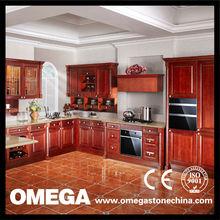 Solid wood kitchen,intergrated kitchen set
