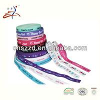 custom print elastic band