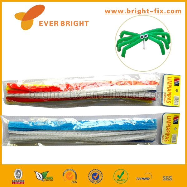 China wholesale crafts kit pipe cleaner for children diy for Craft kits for kids in bulk