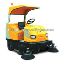 hot sell driving type cleaning equipment, ride floor sweeping machine, outdoor power sweeper