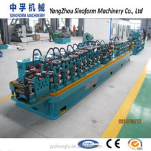 HG12 electric high standard advanced good quality pipe making machine to make stainless steel welded tube