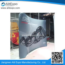 Aluminum display stand for trade show