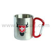 coffee cup holder metal