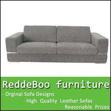 tejido sofá seccional tradicional para uso doméstico 1009#