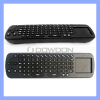 Portable Wireless Laser Air Mouse with Keyboard for Smart TV and Android TV Box