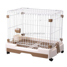 Metal wire dog cat rabbit cages/folding cat cage/cheap cat house/cat outdoor kennel wholesale