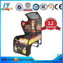 Luxury basketball arcade games indoor playground equipment