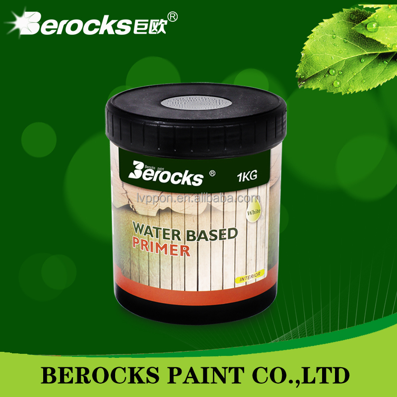 Water based wood paint white color