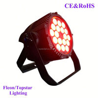 Stage lighting for event wedding waterproof ip65 led par