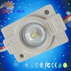 China fabricante profissional 160 amplo ângulo de feixe de alta potência 1.2w impermeável luzes led módulo