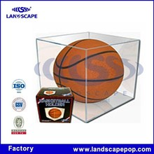 High quality basketball acrylic material display boxes