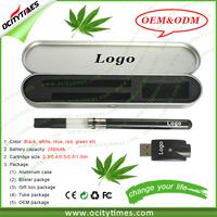 2015 Fashion design e-cigarettes touch cbd oil/touch pen battery/cbd oil vape touch pen