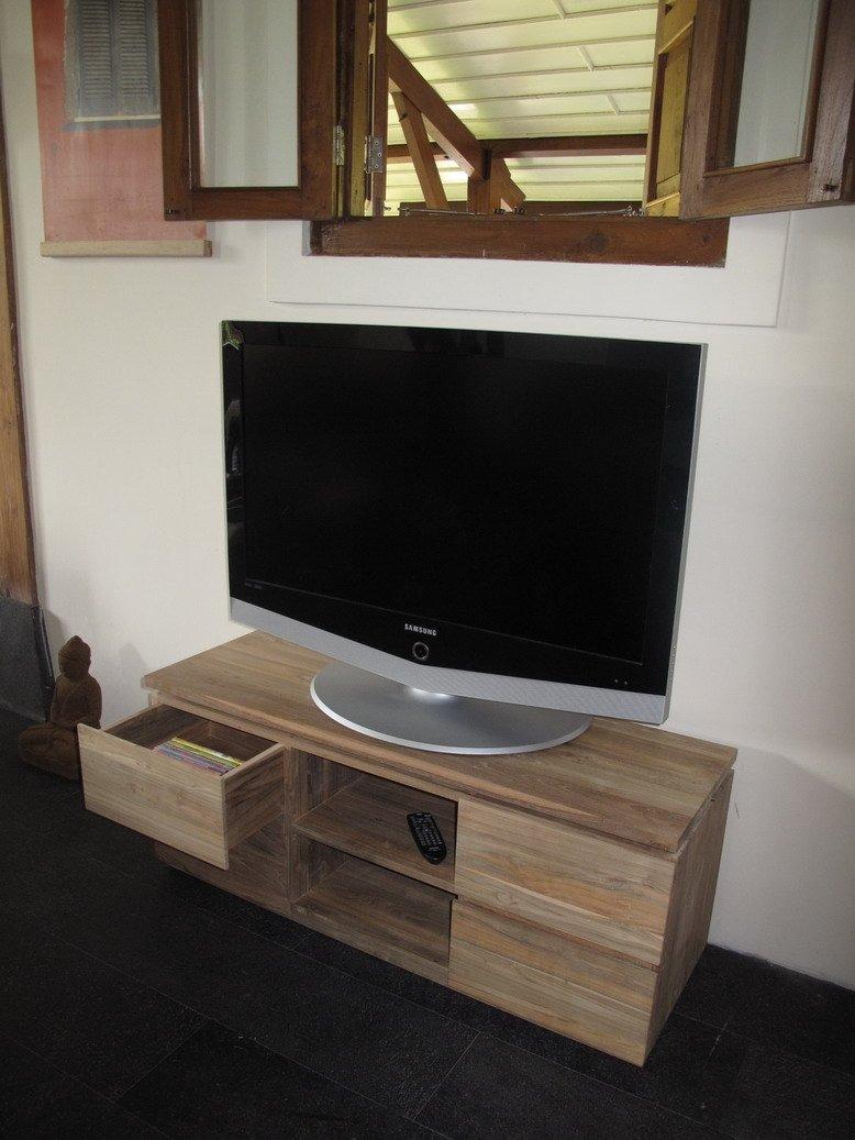 Reciclado de madera de teca muebles armarios de madera - Muebles madera teca ...