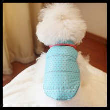 fashionable pet dog winter clothes small pet coats apparel