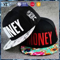 Latest product different types leather snapback hats custom in many style