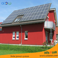 36V265W 270W 275W 280W foldable solar panel kits for street light with CE FCC approved