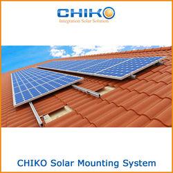 pv tile roof mounting kit