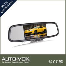 5inch slim rear view mirror monitor
