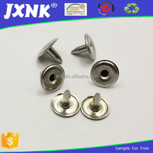 stainless steel nail rivets for jean button