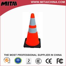 90cm Height Economy Type PVC traffic cones