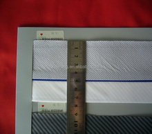 slim fit suits waistband lining, high quality waistband lining made in china