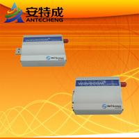 Antecheng wavecom dual sim card gsm modem q2406 gprs modem with tc/ip stack