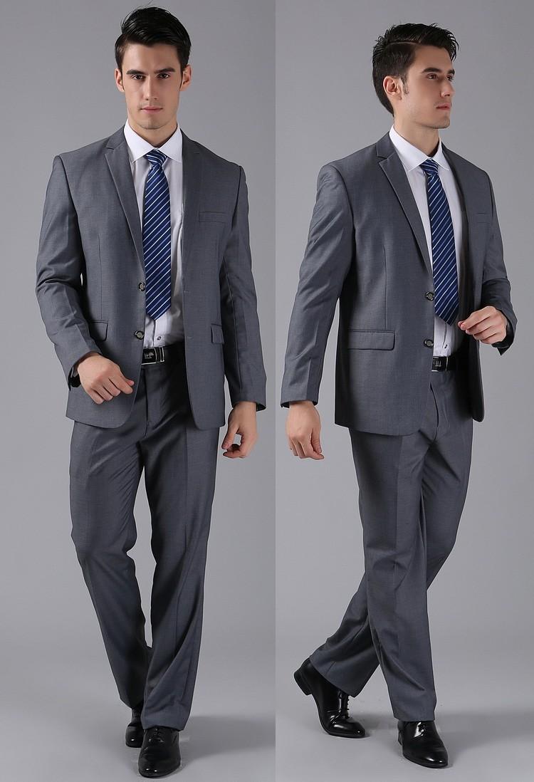 HTB1tOBoFVXXXXXmXXXXq6xXFXXXt - (Jackets+Pants) 2016 New Men Suits Slim Custom Fit Tuxedo Brand Fashion Bridegroon Business Dress Wedding Suits Blazer H0285
