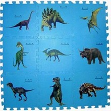 Wholesale pp woven foldable kids baby play mat