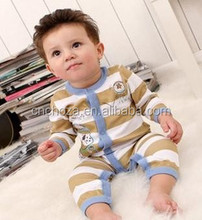 Z50486B Newborn baby clothing children cartoon long sleeve romper babies product infant clothes from china