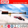 Powerful and Heavy Duty Telescopic Snow Brush Ice Scraper for Cleaning