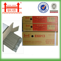low carbon steel welding electrodes e 6013 7016 7018