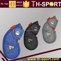 unique canvas Headcovers for Golf Clubs Irons